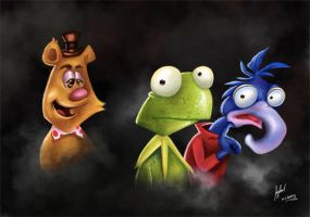 The bizarre muppets by empireINC
