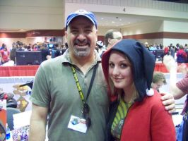 Me and Dan Didio by tree27