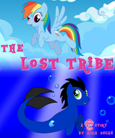 The Lost Tribe: Cover by MikeDugan