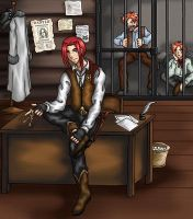 Wild West Weasleys by Quatrina