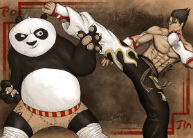 Po Vs Jin by nuckerbar