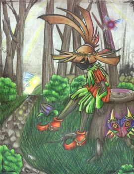 Skullkid-Fullview. by nove