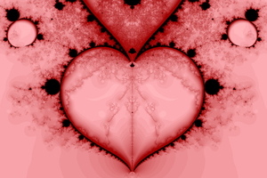 Fractal Love by Ediblebatteries