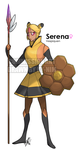 Commission: Serena the Vespiquen by ky-nim