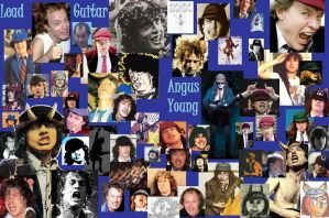Angus Young Background by CherryleaFoxtrot