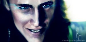 Loki - Burdened Gloriously by riotfaerie