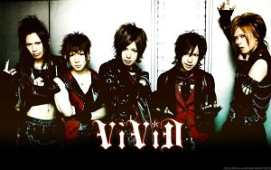 ViViD Wallpaper by kaitou-arashi