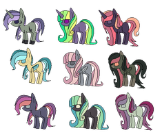 Color Pallet Adopts 1 by Amazing-Max