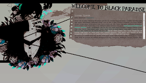 Welcome to black paradise by roxxia