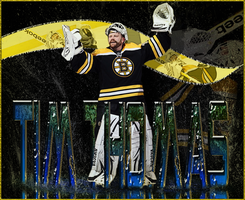 Tim Thomas Wallpaper by Vanessa28