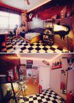 my room. by arazugur