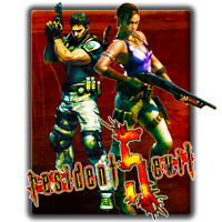 Resident Evil 5 icon2 by pavelber
