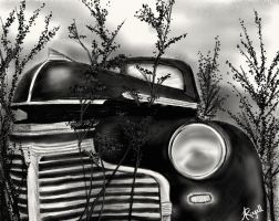 Old Chevy by mannafig