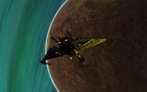 Approaching Orith Prime 1 by Majestic-MSFC