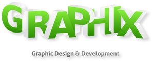 Graphix 3d logo by xCrAcx