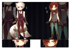 (CLOSED) Misc Batch Adopts 1 [AB ADDED] by Ahniki