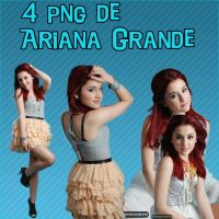Pack Png De Ariana Grande by Jimeeditions