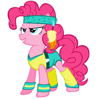 Pinkie Pie 'Let's Do This!' by MAJORA64