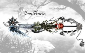 Iron Flower by OnyxChaos