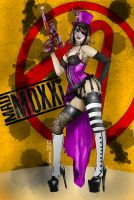 Mad Moxxi - Borderlands 2 by 6anti6hero6