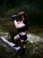 Watching Out 02  Tomb Raider Legend by mycosplaylaracroft