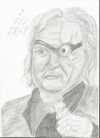Mad eye Moody by Michelles-Stuff