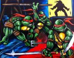 OG Turtles by Lopan4000