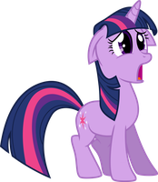 Twilight Sparkle Shocked by Jeatz-Axl