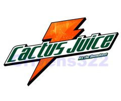 Cactus Juice by Crivens322