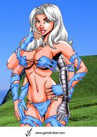 Savage Land Spiral by Mythical-Mommy