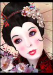 ..Geisha.. by w-melon