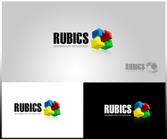 Rubica Logo by 11thagency