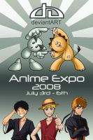 Anime Expo 2008 by Geofffffff