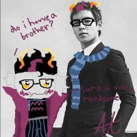 Eridan likes TOP and K-POP by AliceThorns