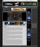 HQAnime.net Video Page by CPJohn