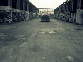 The Old Glass Factory by DeCloonOne