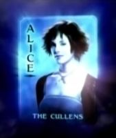 Alice Cullen Trading Card by itsalladream321
