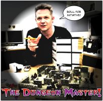 The Dungeon Master by ErebusRed