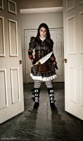 American McGee's Alice - Steampunk Dress by CAGirlsDoItBetter