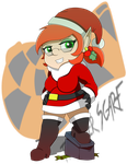 Older Jessica Claus by TheOctoberScarf