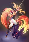 Shadowfire Kindred by matemi-i
