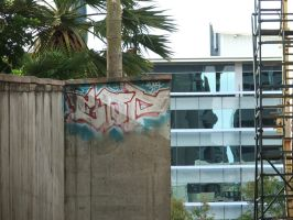 Urban Jungle - Scaffolding by IgniteImagery