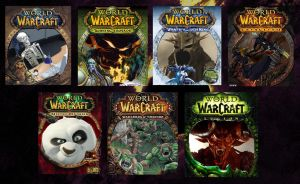 World of Warcraft expansions by Danmalin