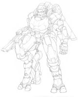 "MT AS-1 ""Sketch"" by shanku"