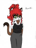 .:Hanishi:. by Cheezyem