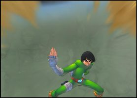 Rock Lee by rubinh0