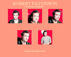 Icons - Robert Pattinson 2 by Clergna