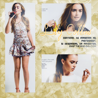 +Lily Collins pack 01. by Swiftie1310