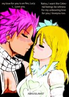 NALU --- Fairy Tail by AbnusiLaw07