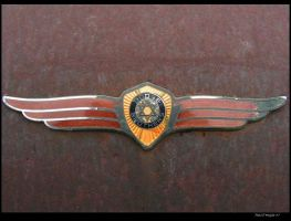 Dodge Brothers Emblem II by colts4us